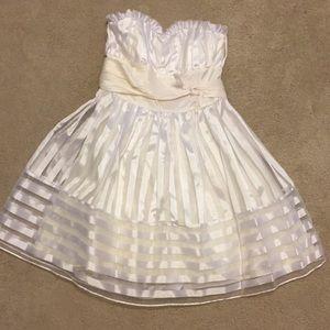 Vintage Striped, Sparkly Betsey Johnson Sz:10